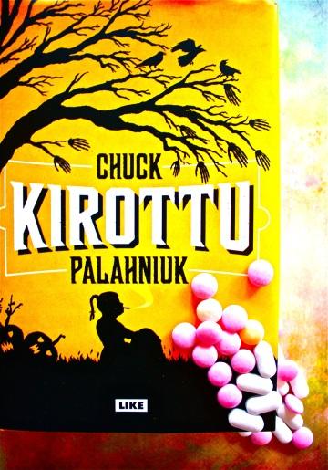 Chuck Palahniukin romaani Kirottu